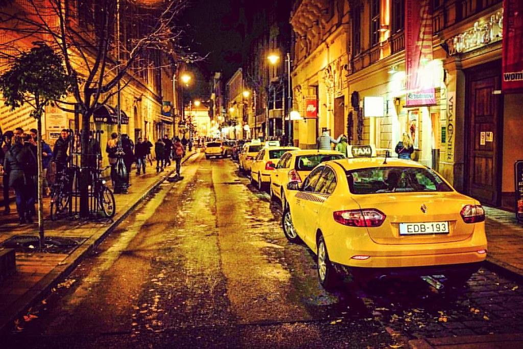Punten om op te letten bij het nemen van een taxi in Nederland
